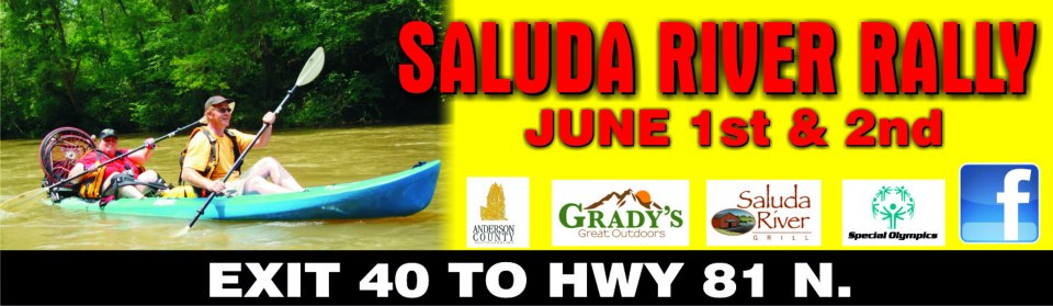 Saluda River Rally Billboard image