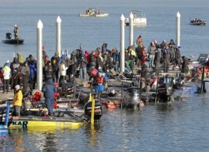 Bassmaster Fishing TournamentLaunch