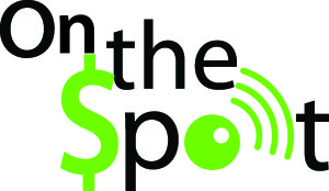 On the Spot crowd funding site logo
