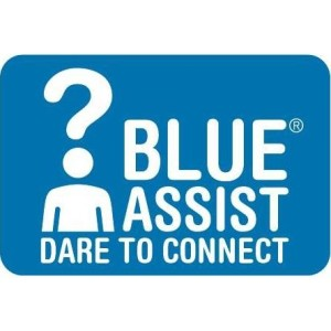 BlueAssist logo