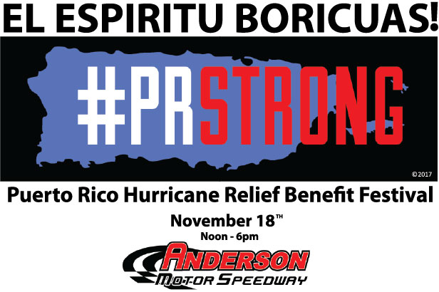 el spiritu boricuas! #PRStrong benefit