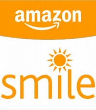 Donate to us by shopping through amazon smile