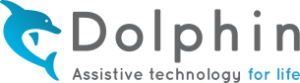 Dolphin Assistive Technology logo